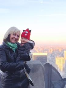 NYC with Nana